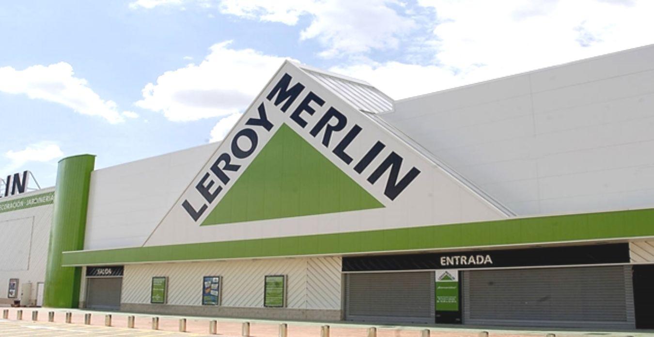Licencia concedida a Leroy Merlin en Jaén Plaza
